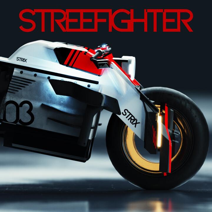 Streetfighter SB03