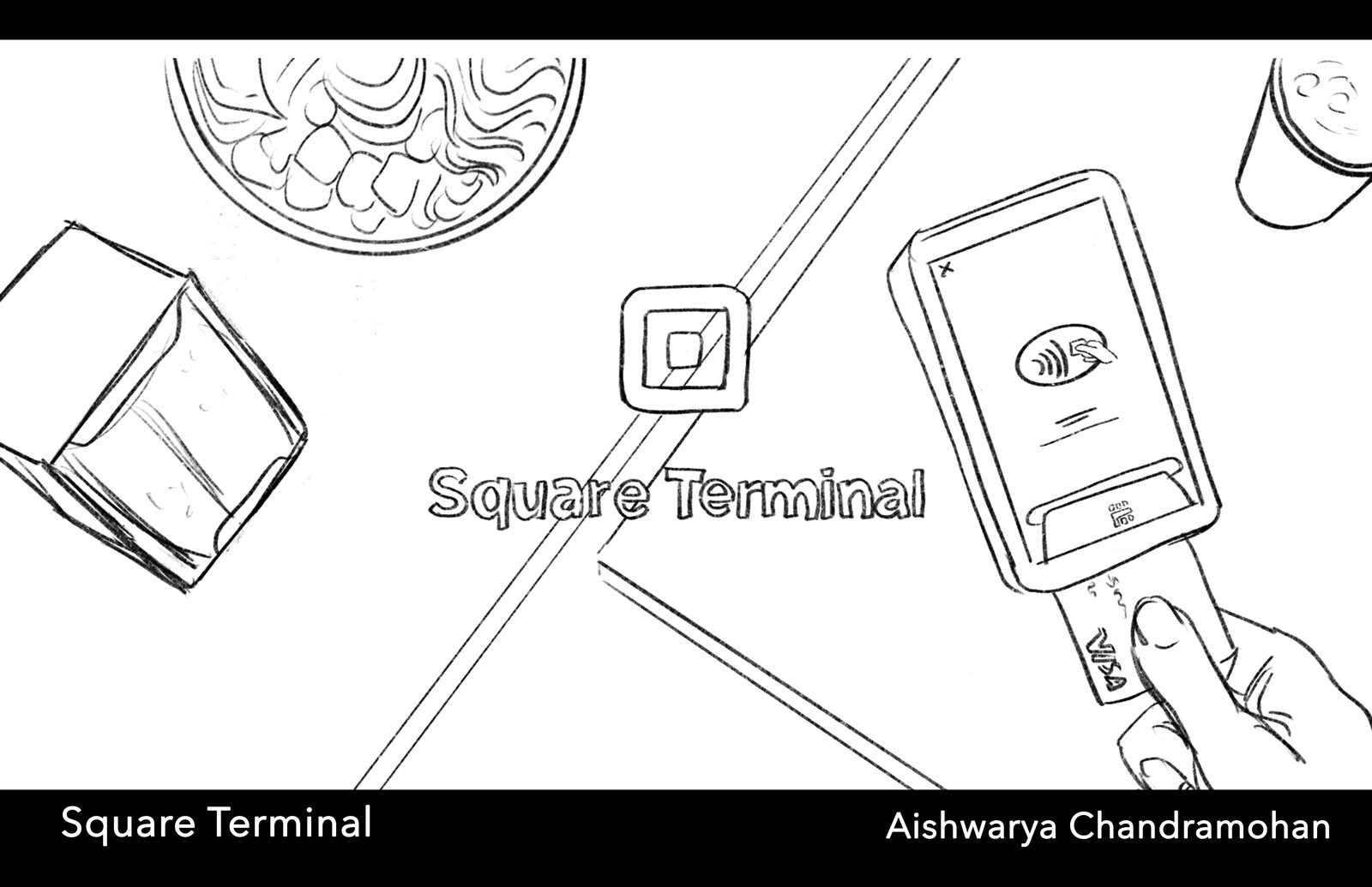 Square Terminal - Storyboards