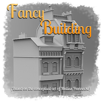 Fancy Building