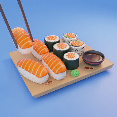 Doriana pompili sushi grande corretto