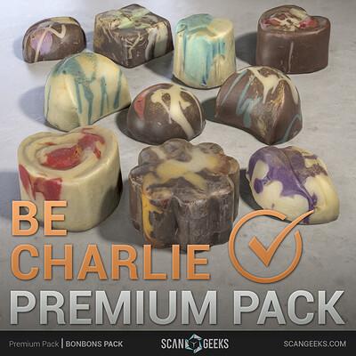 Scan geeks 046 chocolatebonbons pack