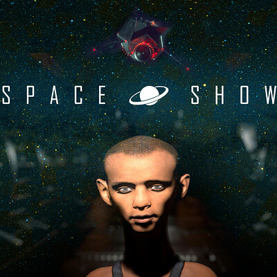 Stephen somers space show channel art