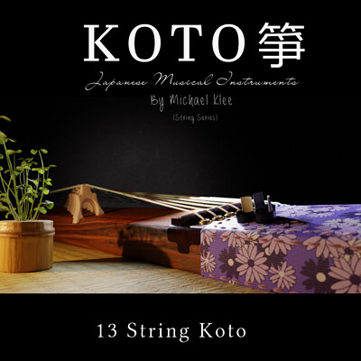 Michael klee thumbnail koto japanese string2