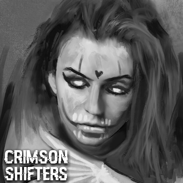 Crimson Shifters - Sketch Batch #1