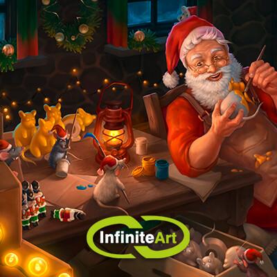 Santa Claus (48 hours)