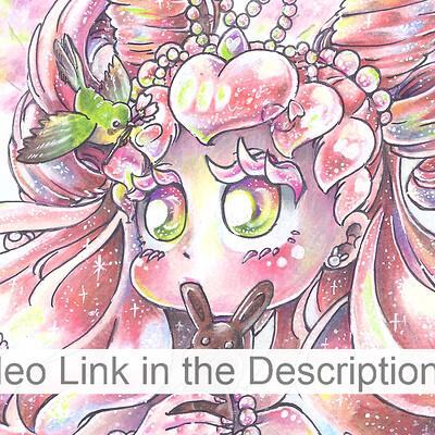 Nasika sakura nasika sakura easter 2020 yt thumbnail w info