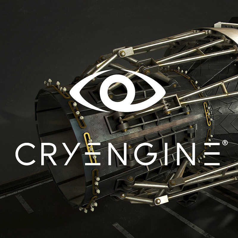 Unannounced CRYENGINE Project - Jet Engine