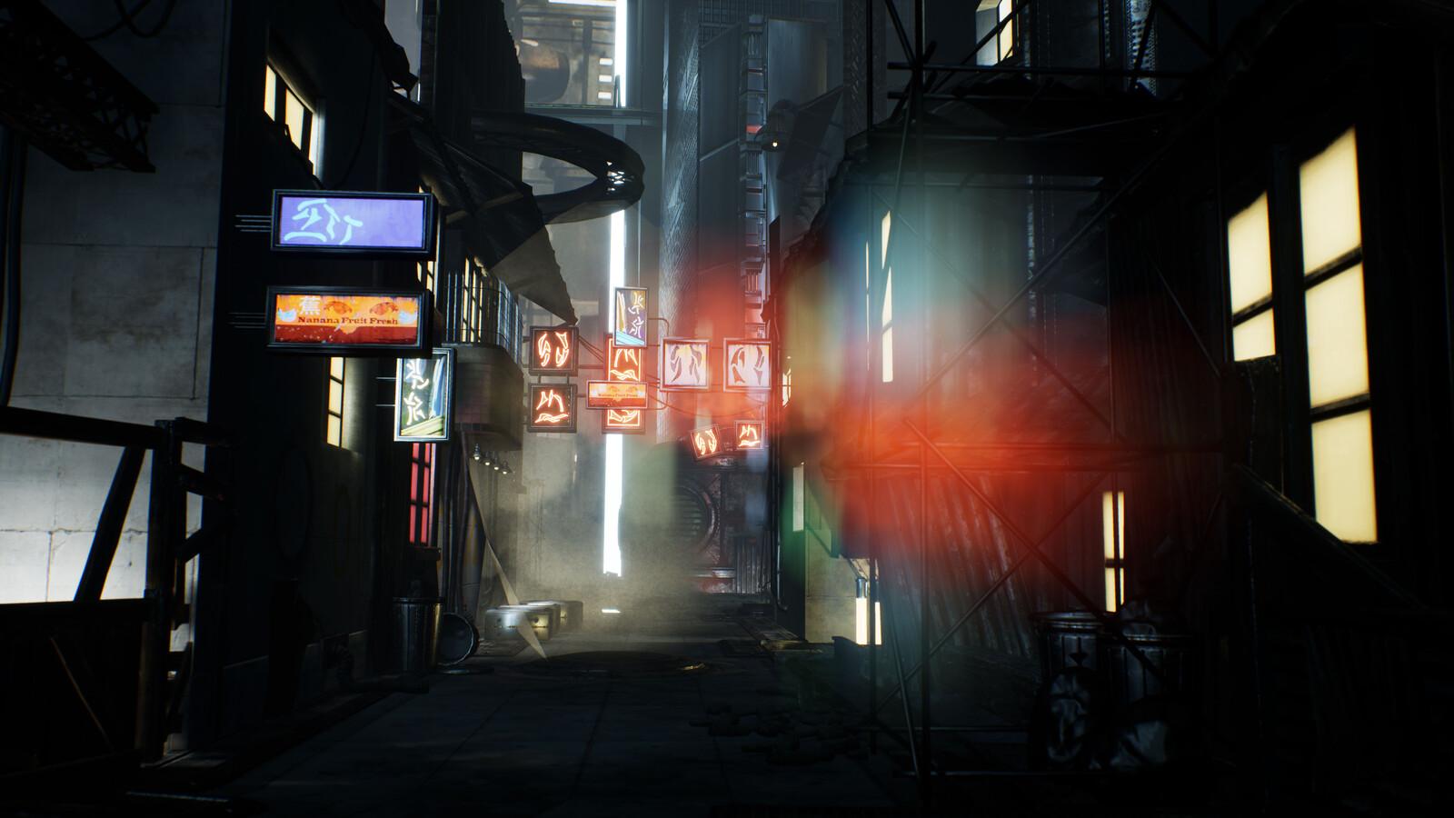 Soul City: Lighting Study