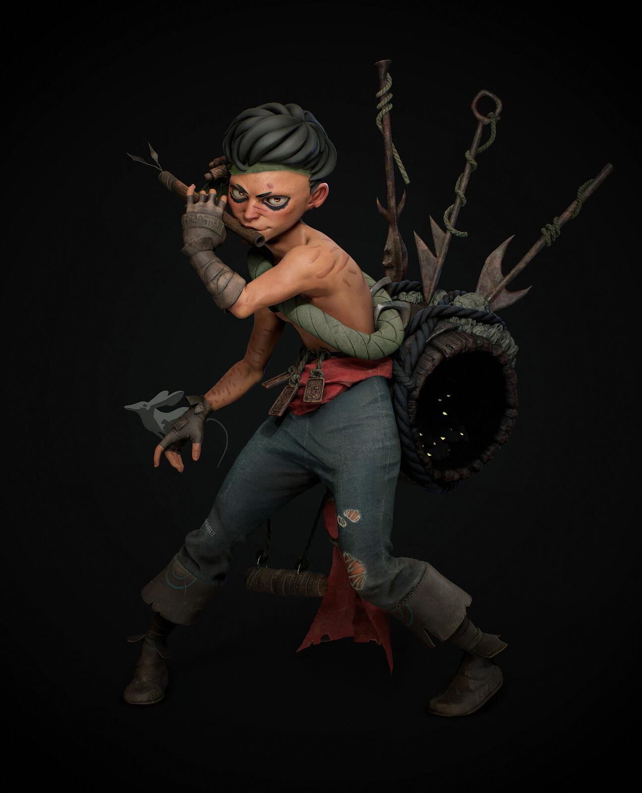 Piper the boy