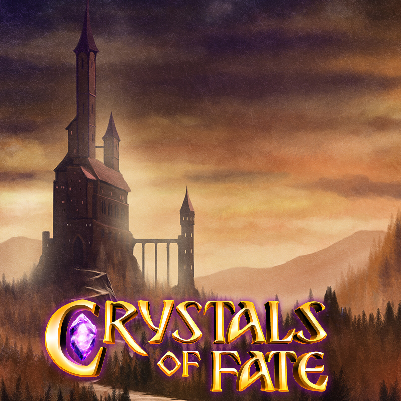 Landscapes - Crystals of Fate