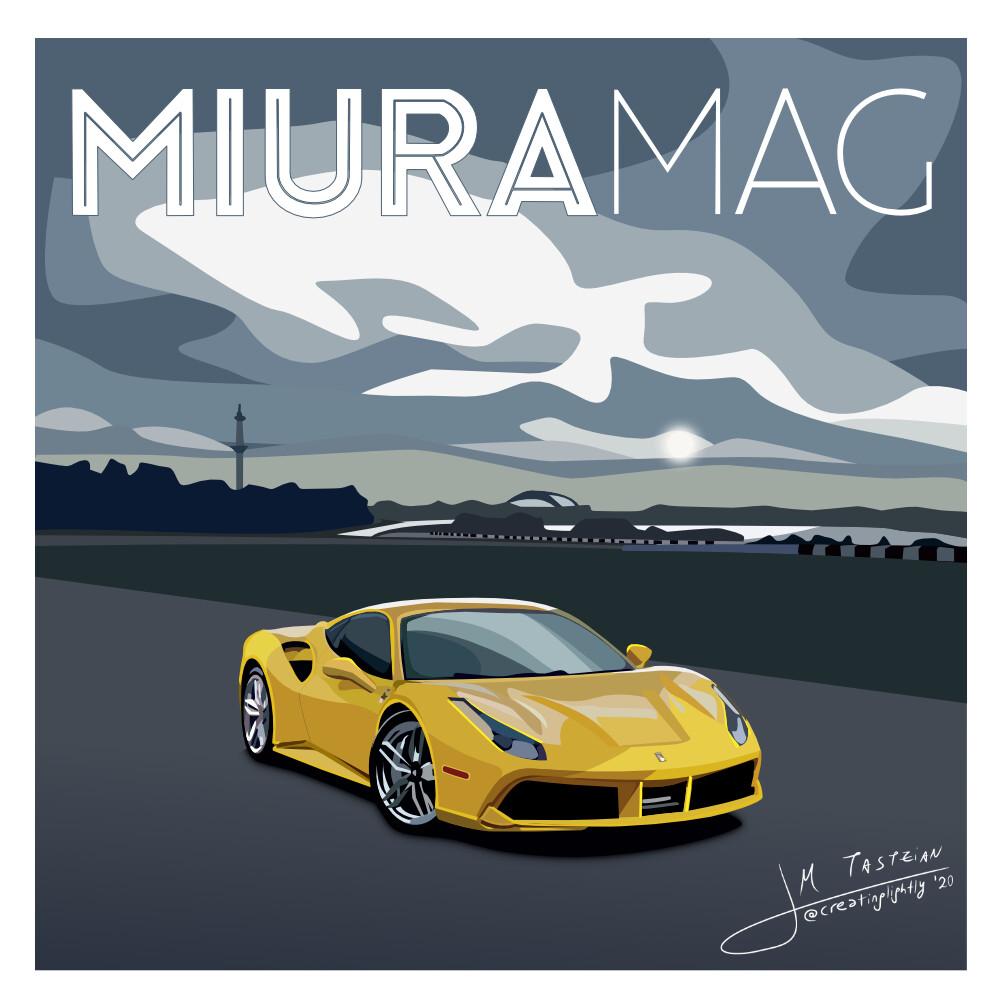 MiuraMag #4 - Ferrari 488 GTB