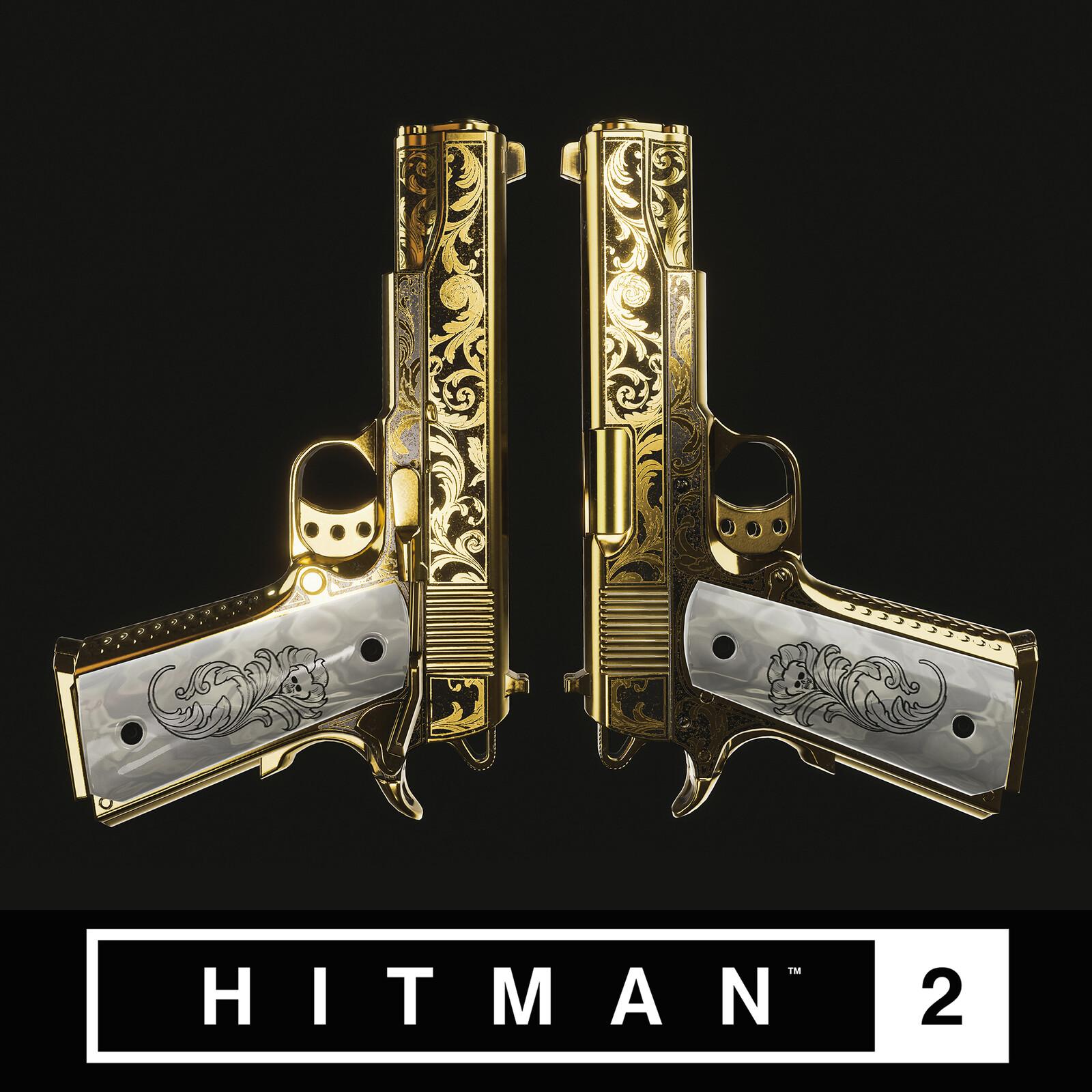 Hitman 2 - Various Props