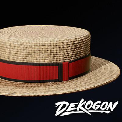 Dekogon Kollab: Skimmer Hat