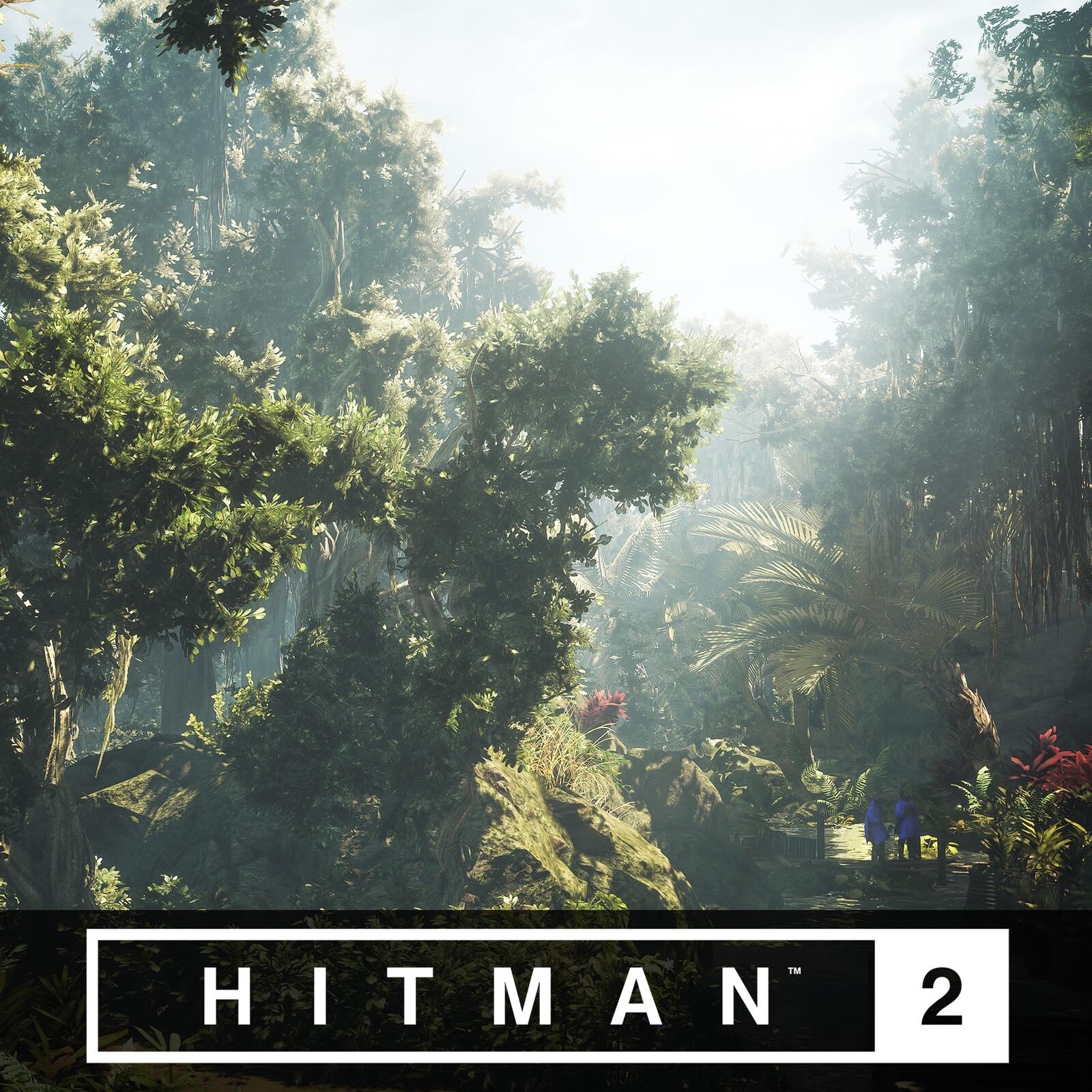Hitman 2 - Colombia