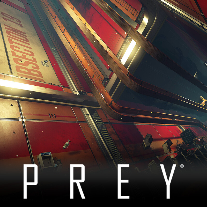 Prey - GUTS (Zero-Gravity Utility Tunnel System)