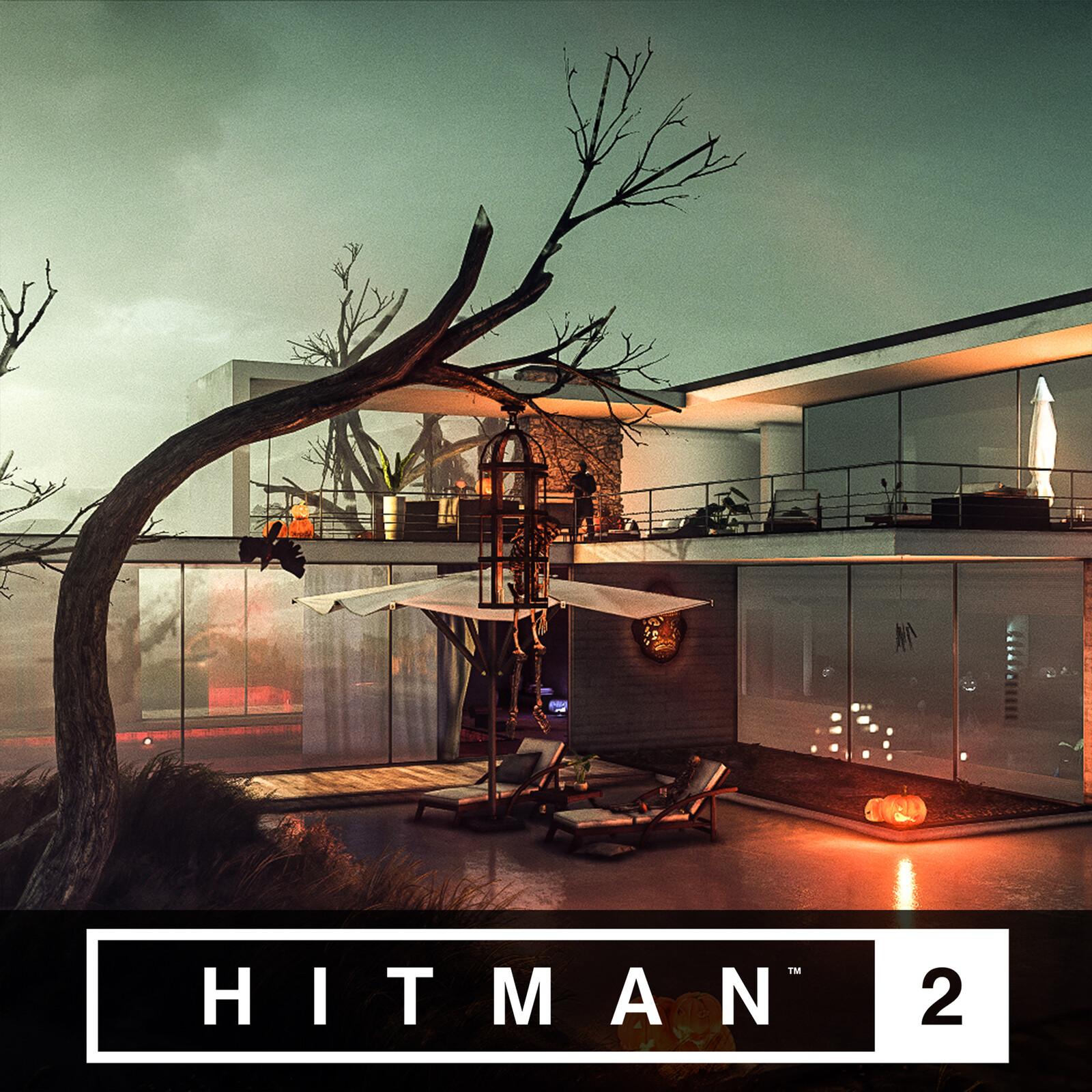 Hitman 2 - Halloween Special