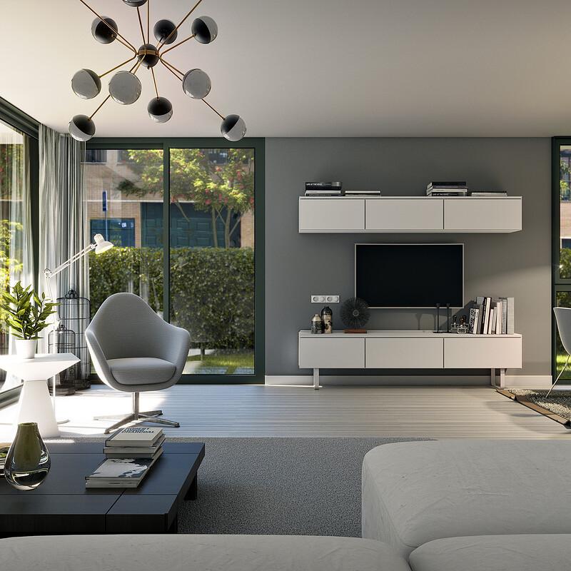 3D Interior Madrid 2020