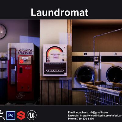 Eduardo pacheco morales eduardo pacheco morales laundromat render beauty
