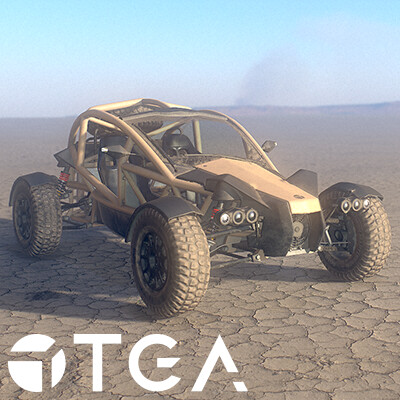 Offroad Vehicle