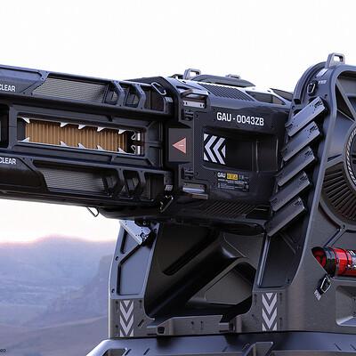 Edon guraziu edon guraziu gura laser turret main