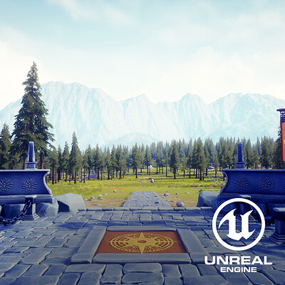 Become a Dreamer - Unreal Engine 4