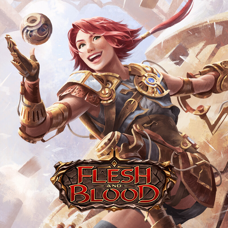 Dash, Inventor Extraordinaire (Flesh and Blood TCG)
