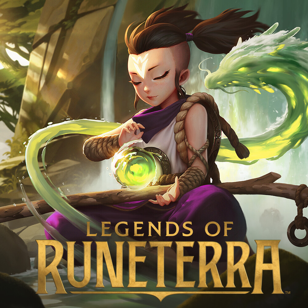 Eye of the Dragon -  Legends of Runeterra