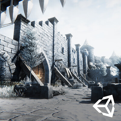 Forgotten Kingdom - Speed Level Design - Unity