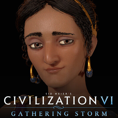 Civilization VI Gathering Storm: Dido of Phoenicia