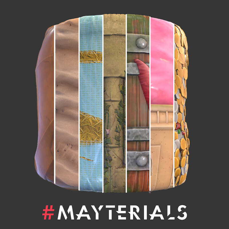 MayTerials 2020 - Week 1