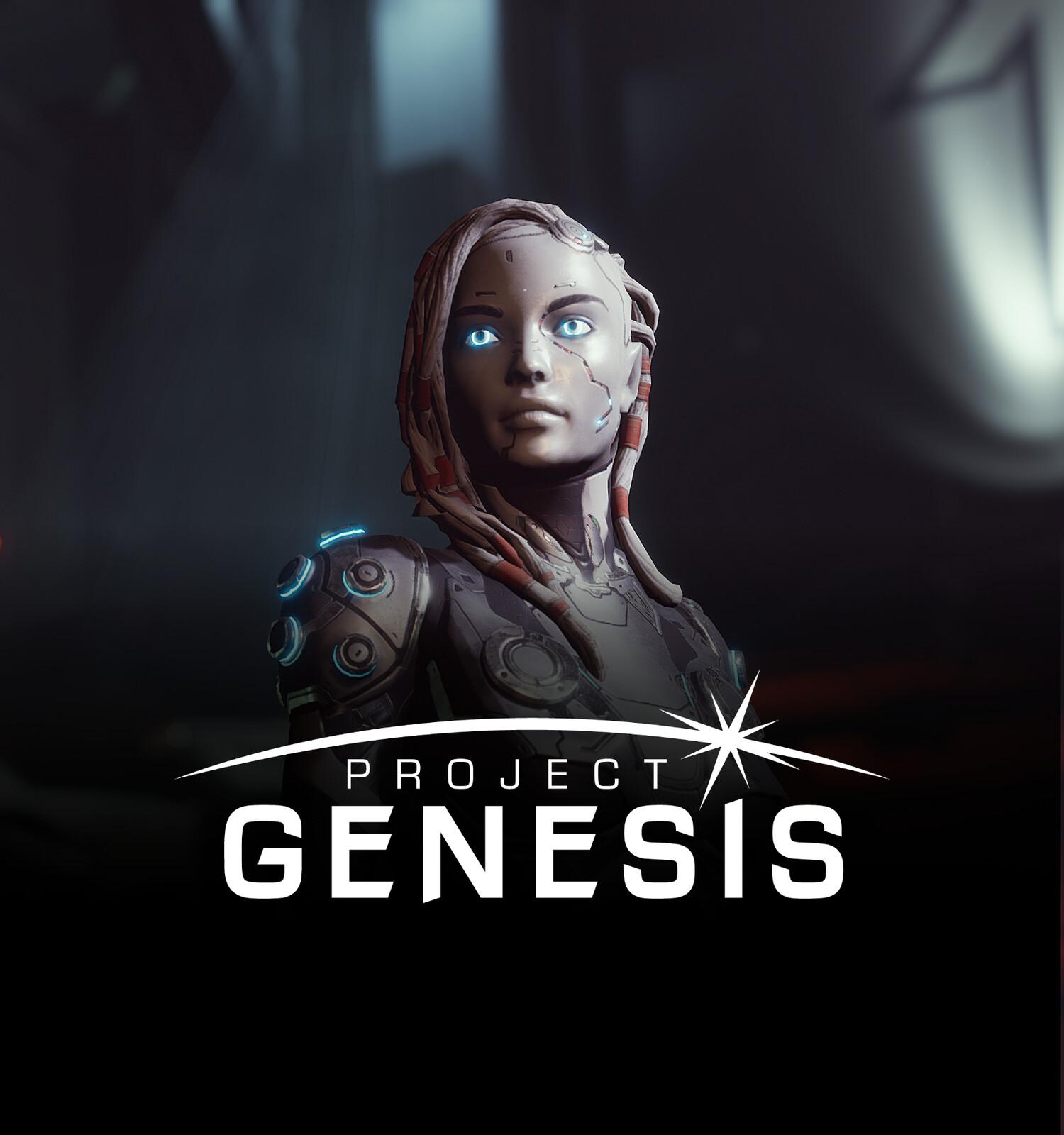 [UI Design] Project Genesis - Menu Design Concept
