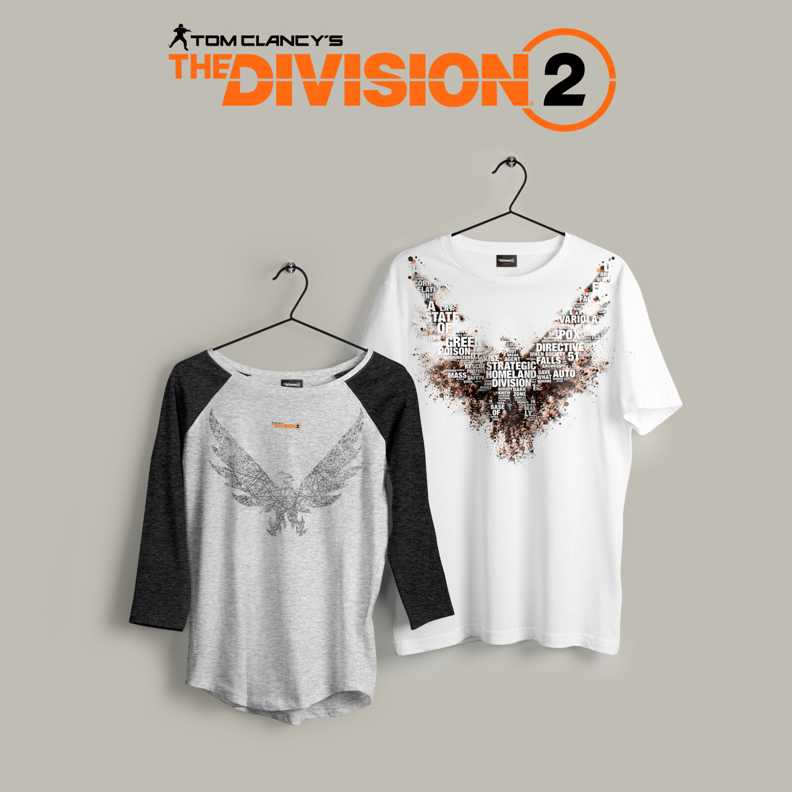 Massive Entertainment - The Division 2 - Apparel concepts, Illustration and Lookbook layout