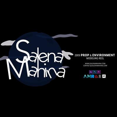 Salena Mahina 2019 Prop and Environment Modeling Reel