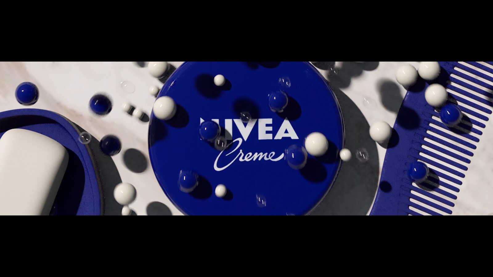 Nivea: Animated Banner