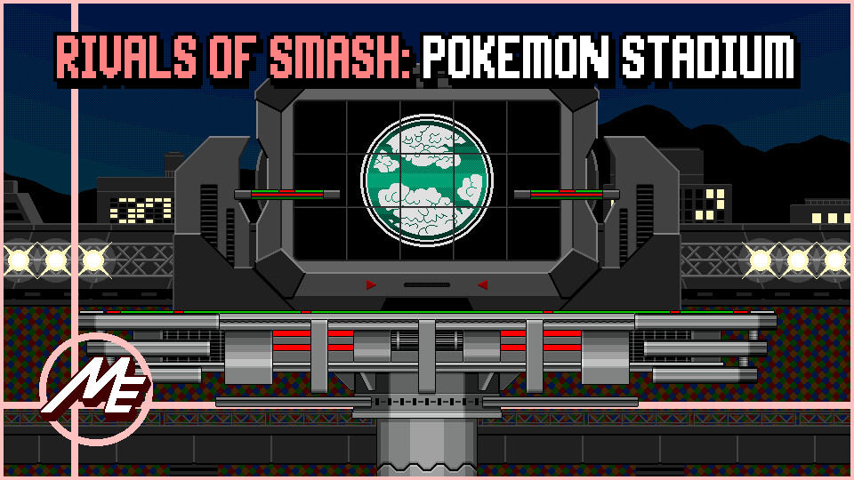 Rivals of Smash: POKEMON STADIUM
