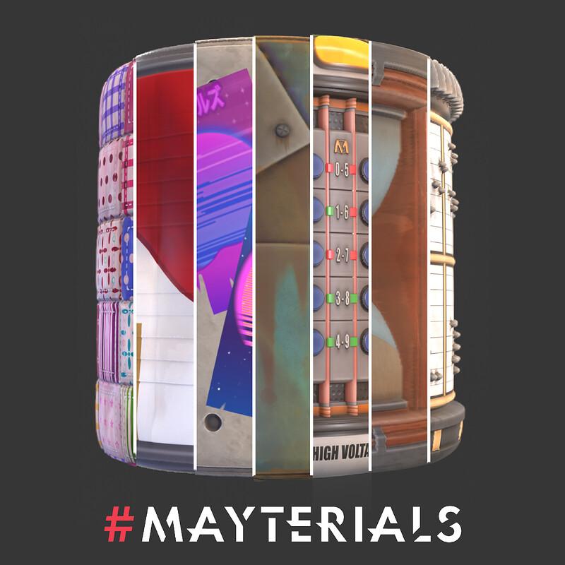 MayTerials 2020 - Week 2
