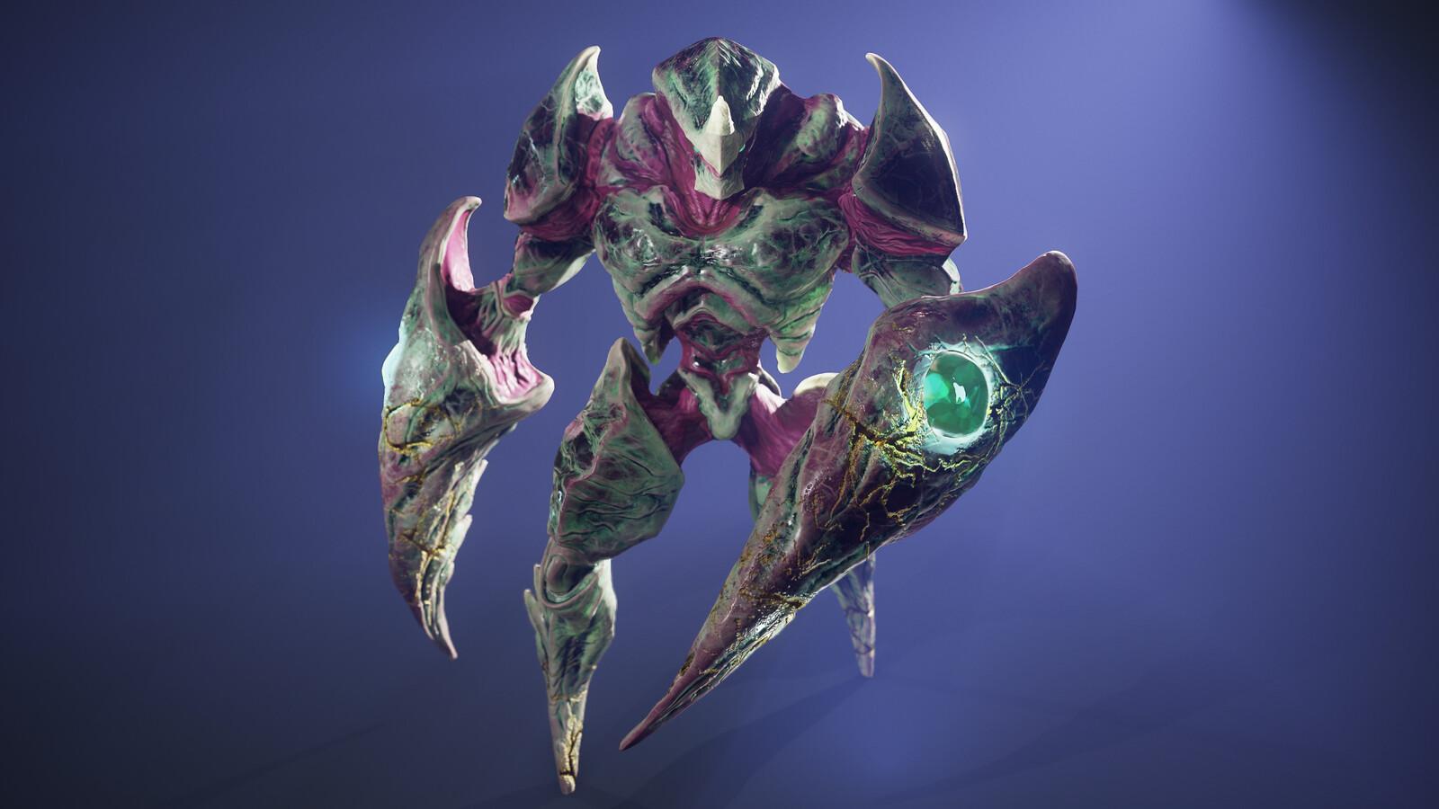 Jade Driller Character