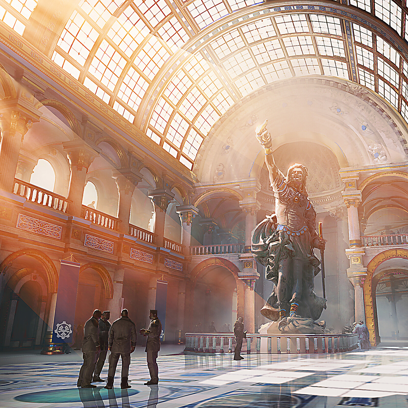 Gears of War 5 - Ephyra