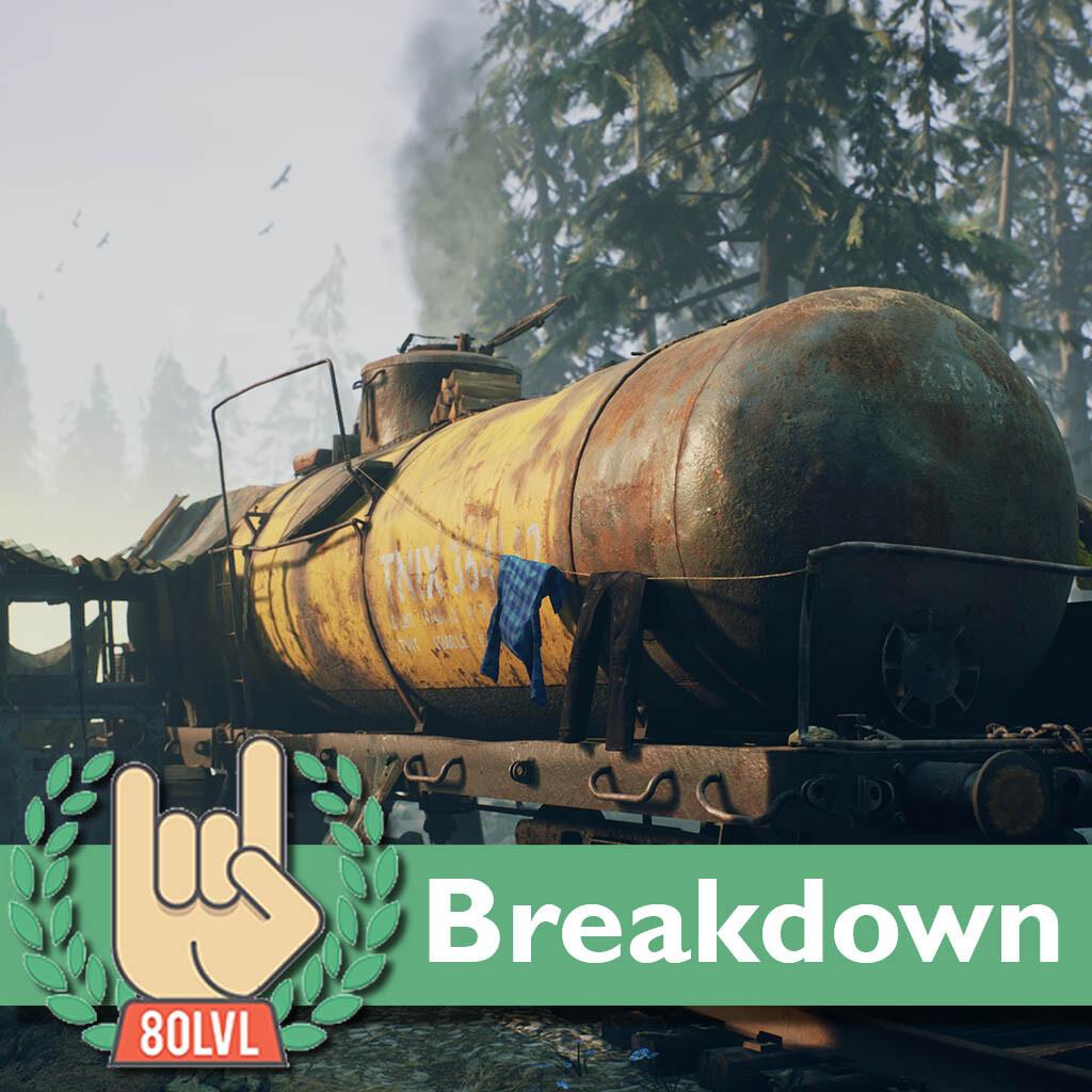 Tank Car Shelter Environment: 80 Level Interview