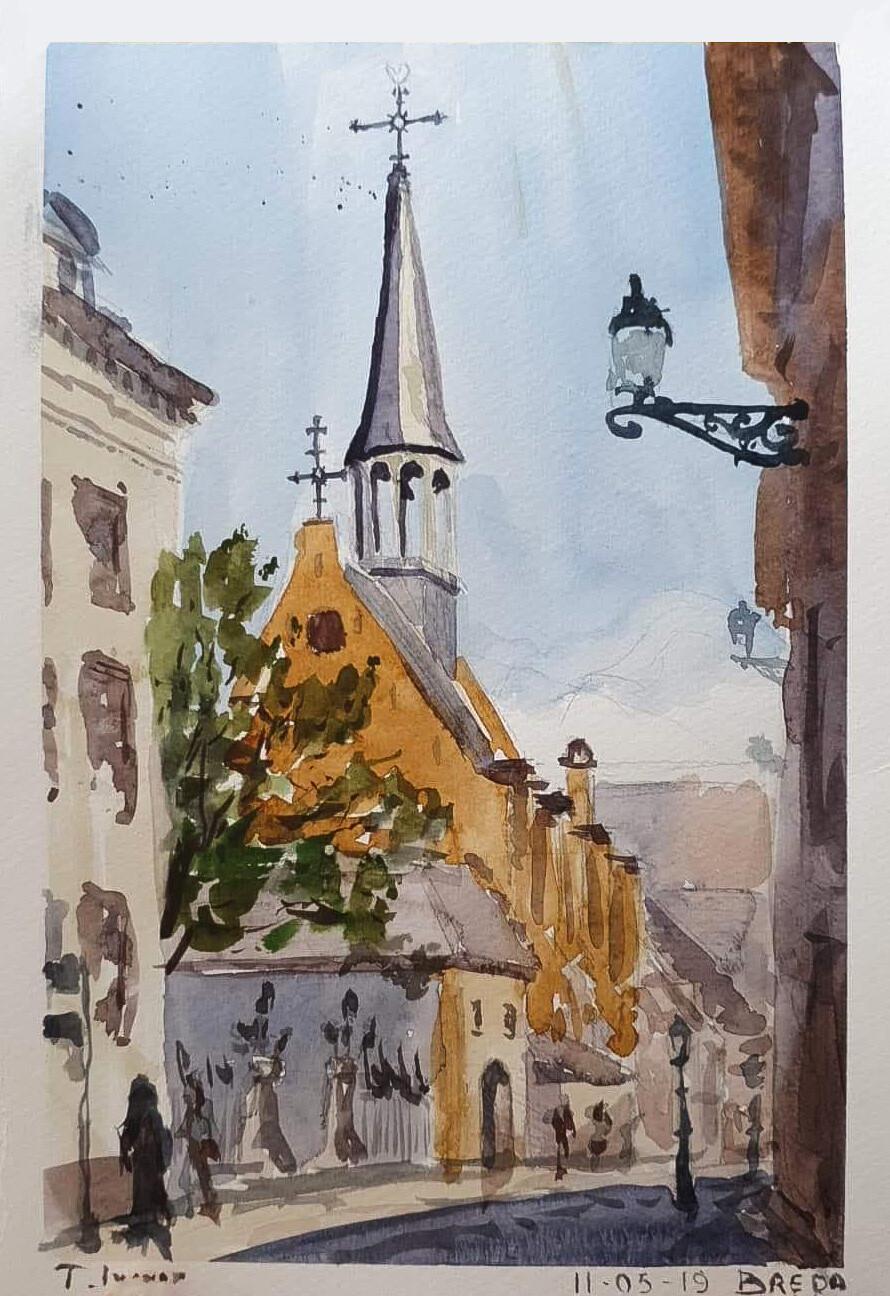 Watercolor En Plein Air Collection