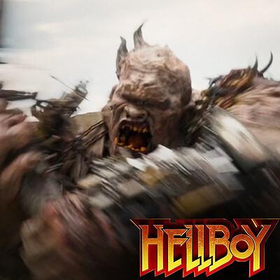Hellboy - Cyclops (Axe Giant)
