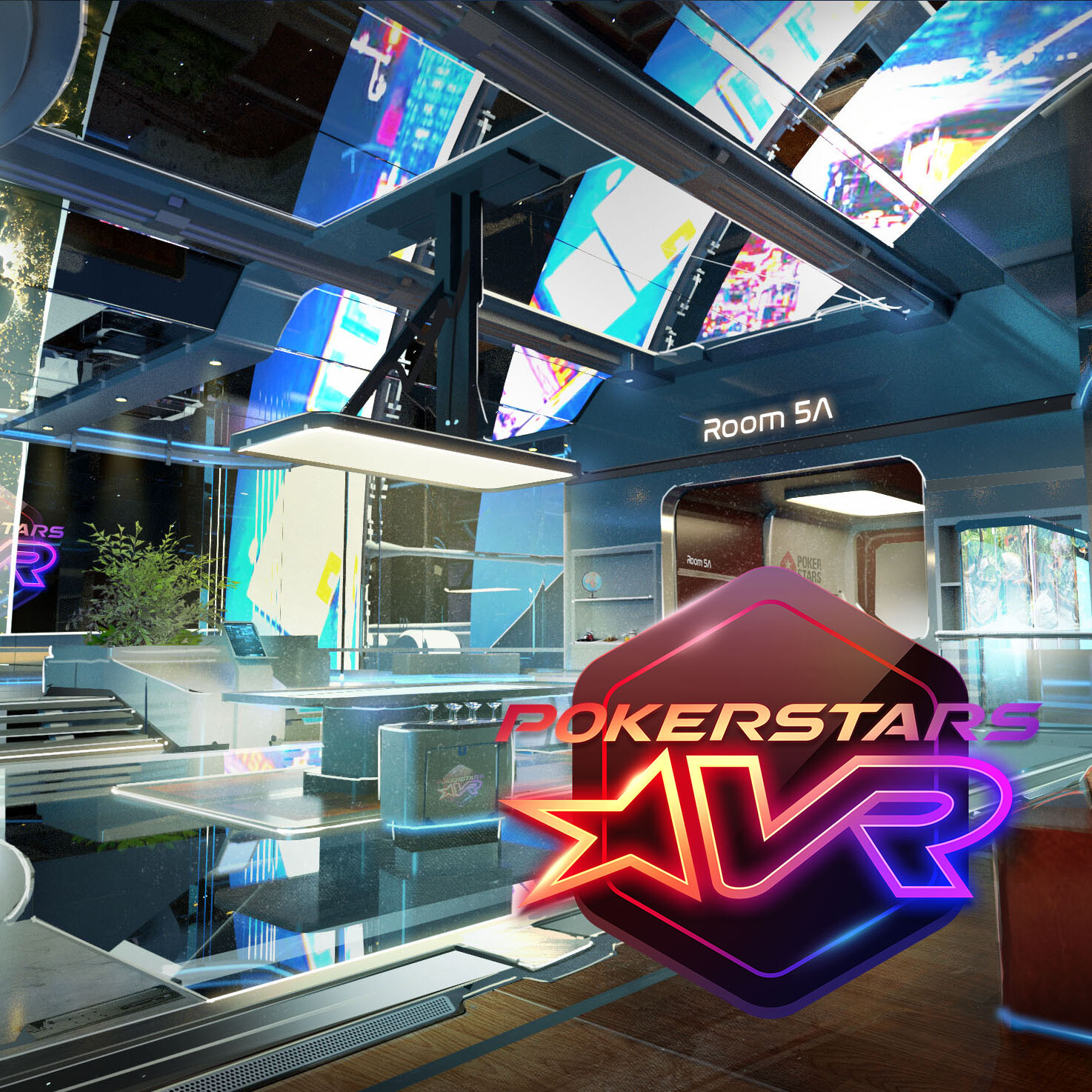 Pokerstars VR Space
