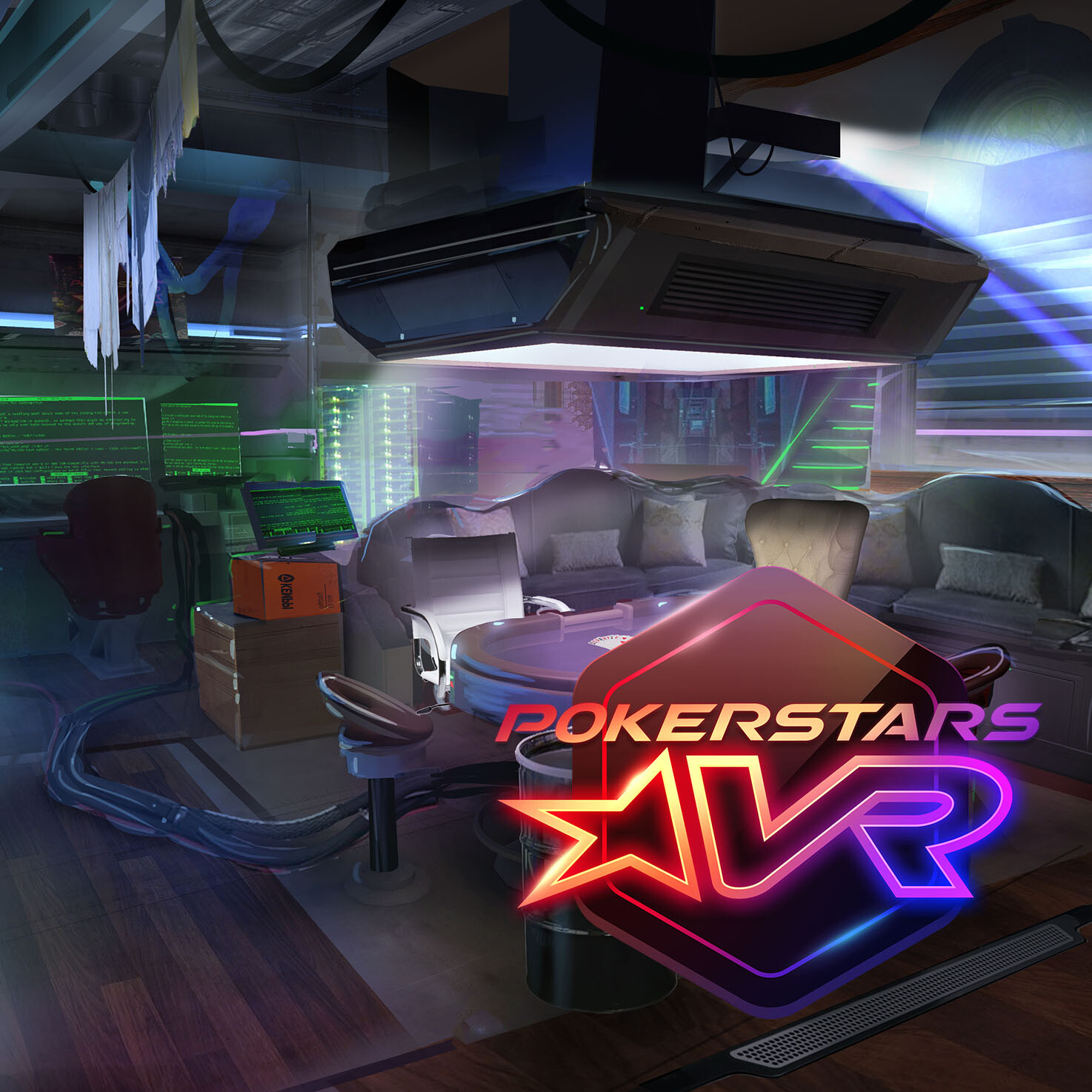Pokerstars VR Cyber
