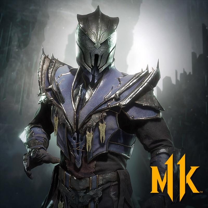 Noob Saibot Present (Mortal Kombat 11)