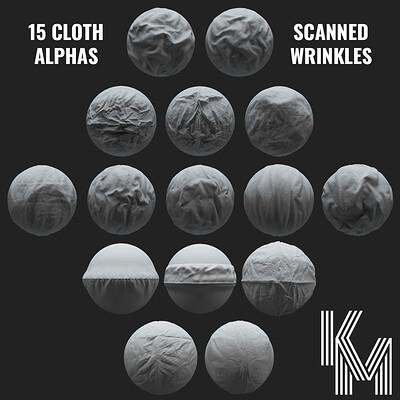 Kai moisch kai moisch 15 scanned sculpting cloth brushes 01 3