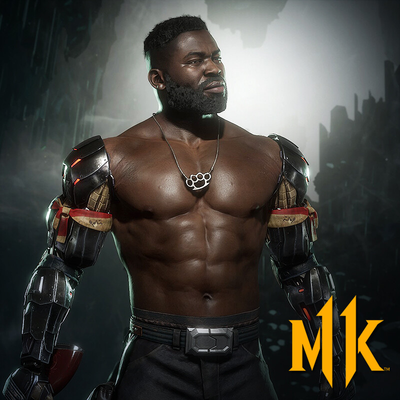 Jax Present (Mortal Kombat 11)