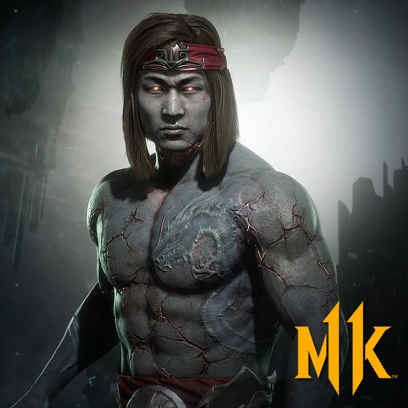 Liu Kang Present (Mortal Kombat 11)