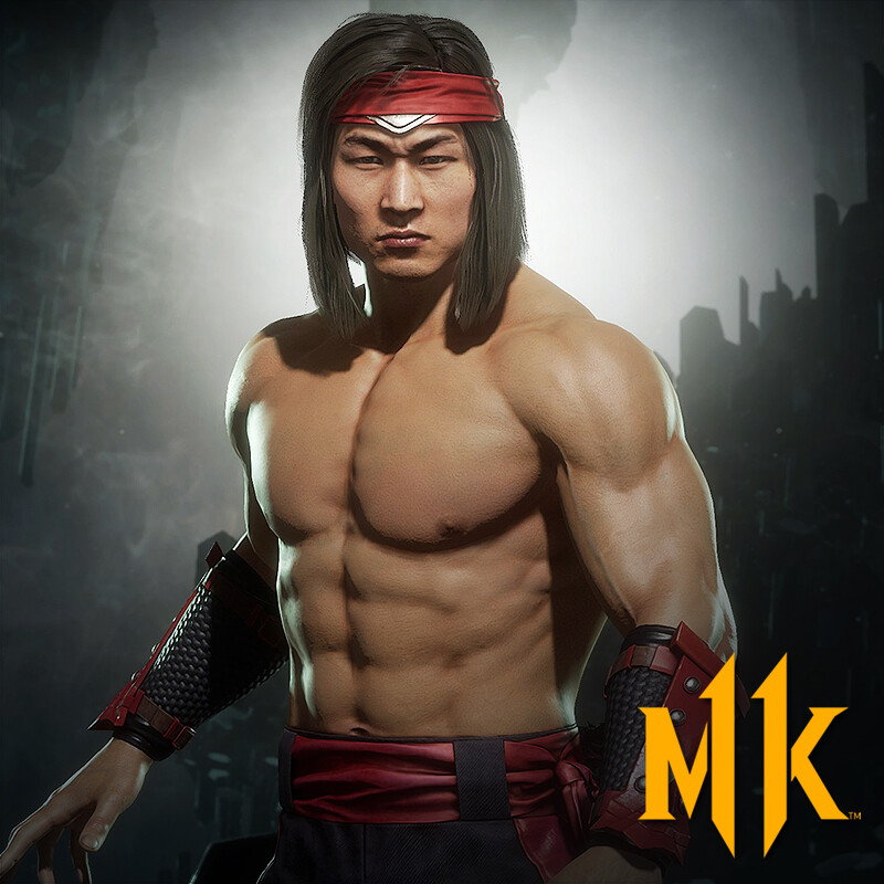 Liu Kang Past (Mortal Kombat 11)