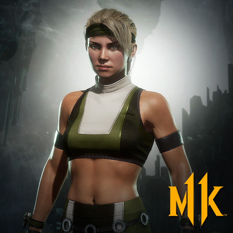 Sonya Blade - MK3 (Mortal Kombat 11)