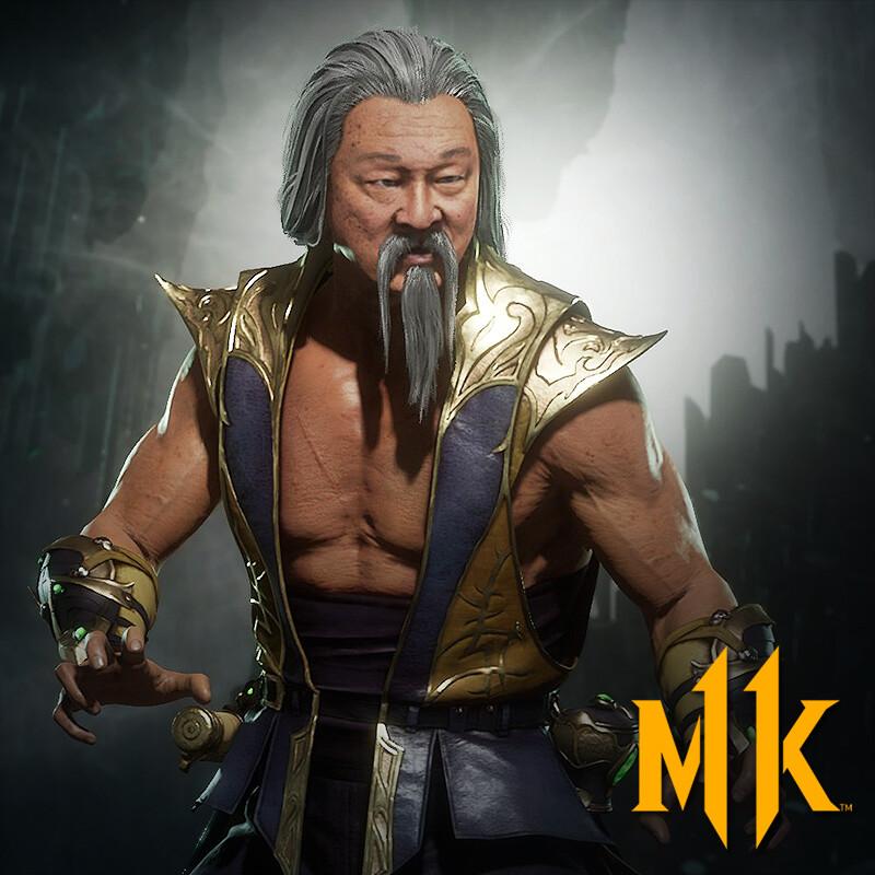 Shang Tsung Past (Mortal Kombat 11)